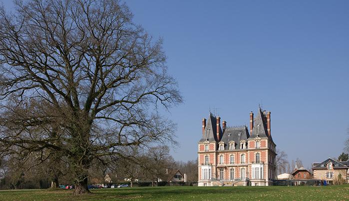 Château de la Fontaine aux Cossons